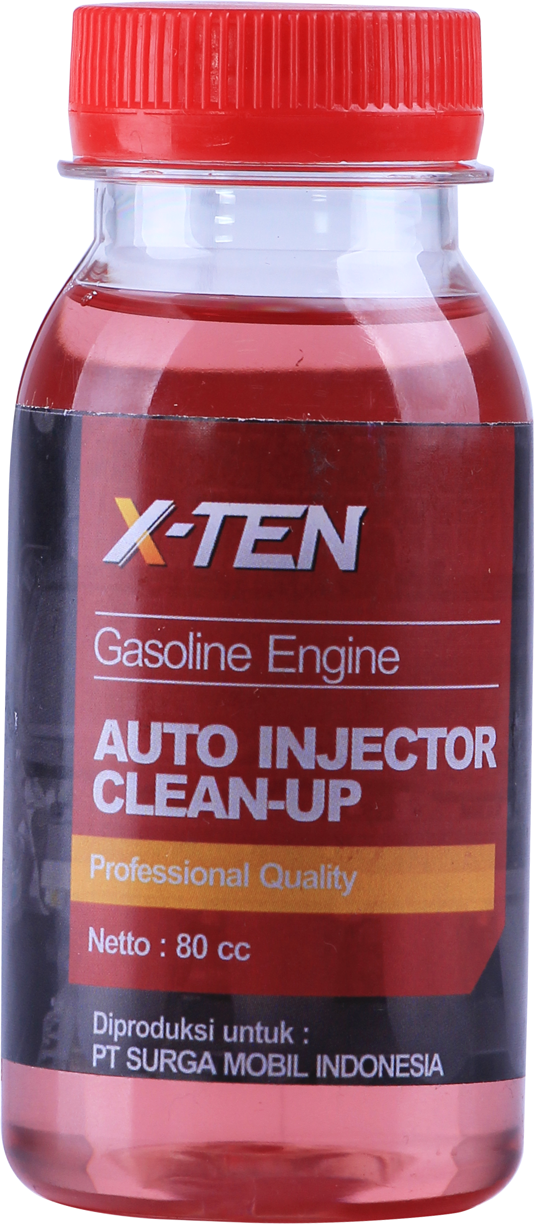 X-Ten Auto Injector Clean Up Gasoline 80 ml Image