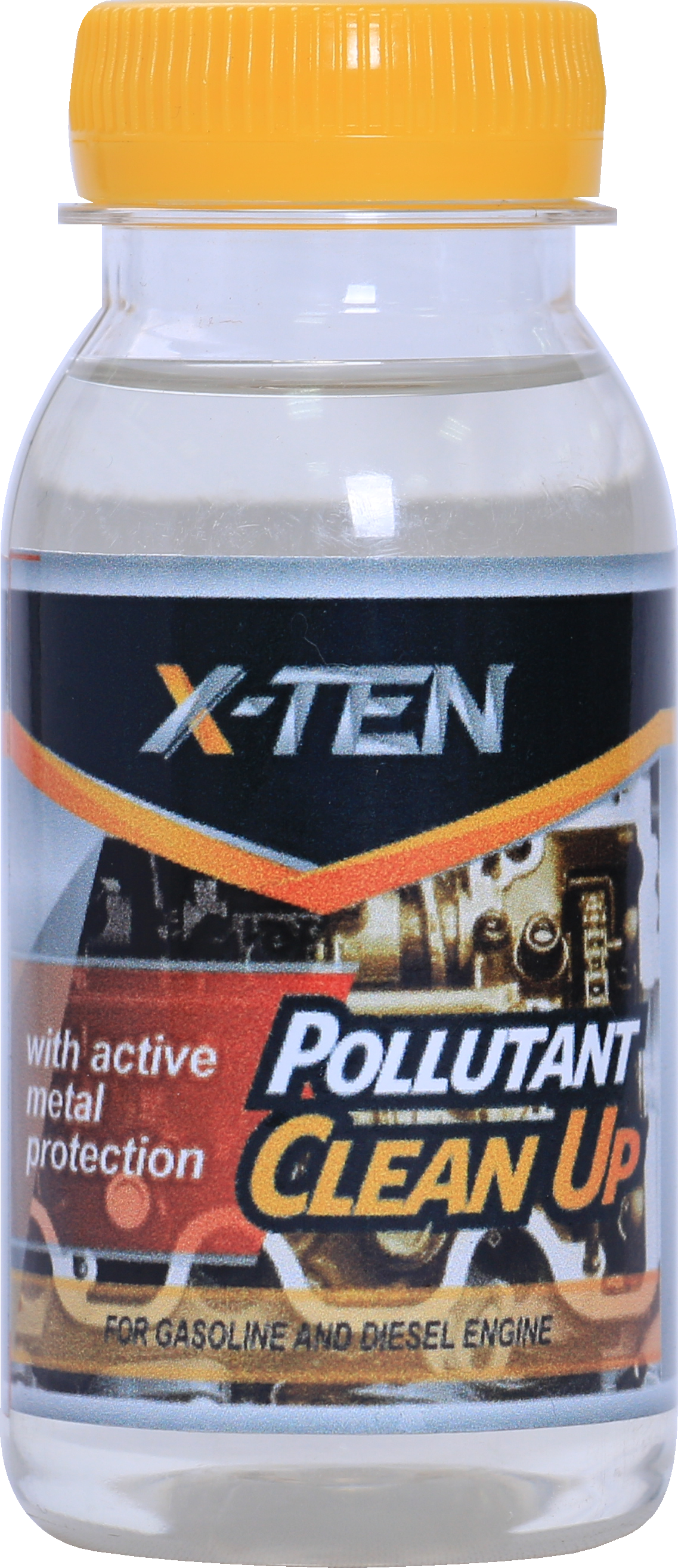 X-Ten Pollutant Clean Up (PCU) 80 ml Image
