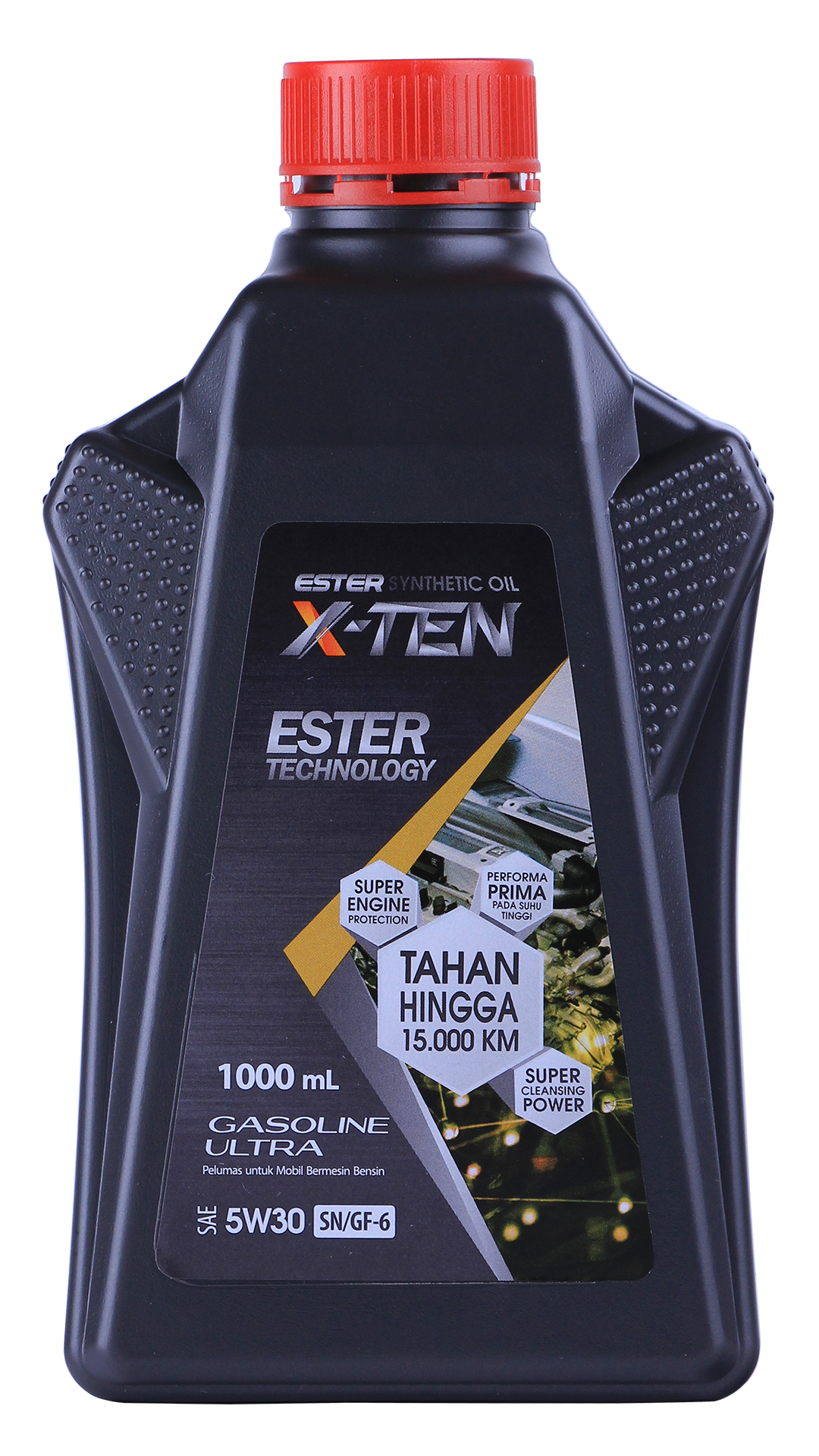 X-Ten Gasolin Ultra 5W30 SN/GF6 Image